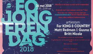 Uitnodiging EO-jongerendag 2018